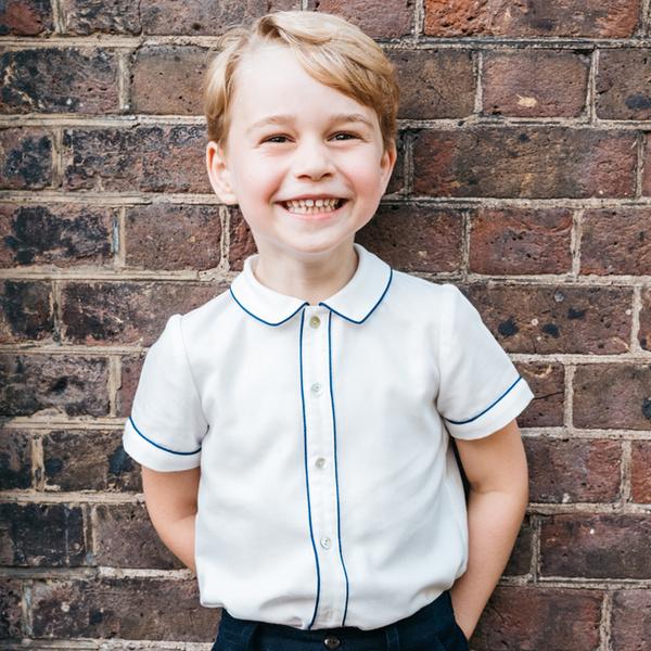 Фото №6 - Крутой Джордж: новое фото принца признано лучшим (и очень смешным)
