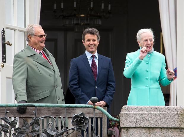 Фото №2 - Как проводит Рождество Королева Дании