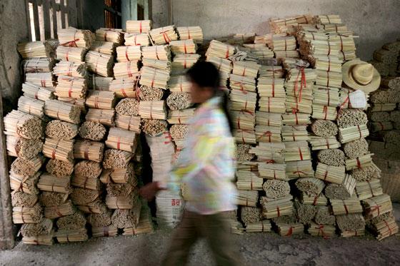 Фото №6 - Куайцзы своего счастья: история китайских палочек