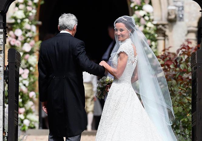 Фото №23 - Свадьба Пиппы Миддлтон