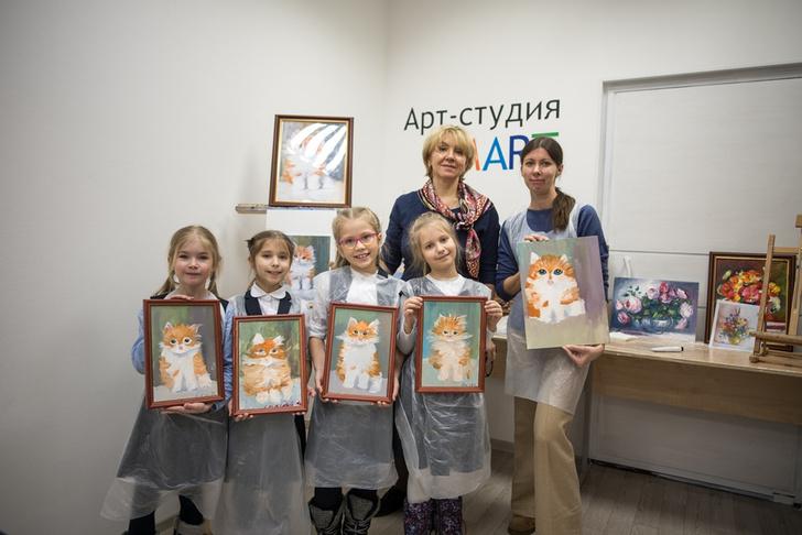 Фото №3 - Москва покоряется искусству