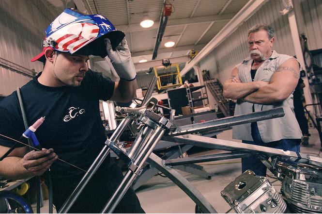Фото №9 - Чопнутые на всю голову: культовые мотоциклы американской мечты