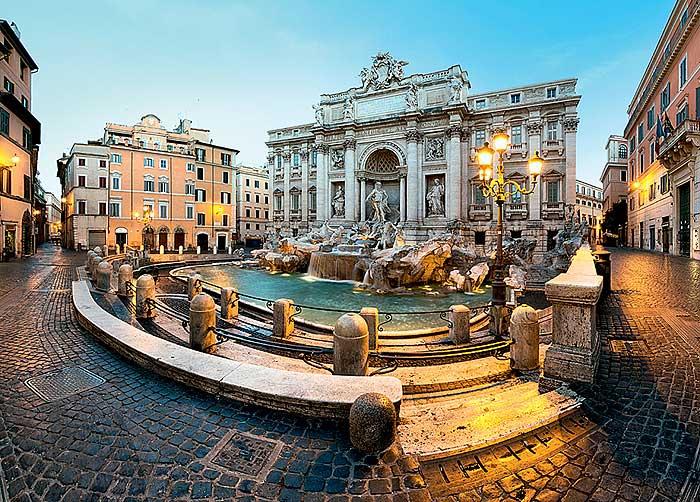 Фото №1 - 8 вещей, которые нужно сделать в Риме