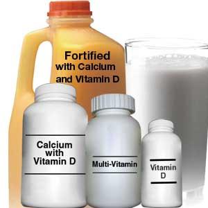 Фото №1 - Новые свойства витаминов С, D и Е