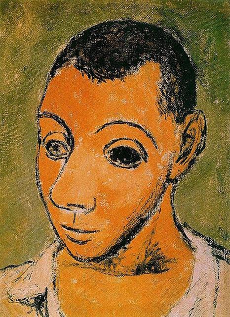 Фото №5 - 14 автопортретов Пабло Пикассо: от 15 до 90 лет