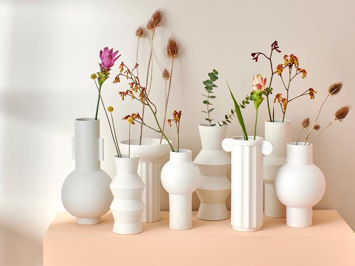 Свежее решение: топ-10 ваз для летнего букета (фото 14)