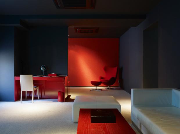 Фото №8 - Психология цвета в интерьере, или Почему вас клонит в сон в зеленом офисе