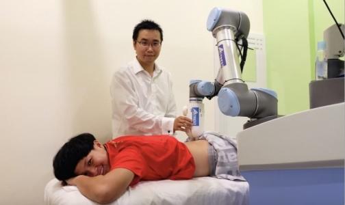 Фото №1 - Массажистов в больницах могут заменить роботы