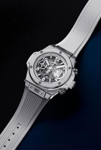 Фото №3 - Hublot представили часы Big Bang Unico White 42 mm
