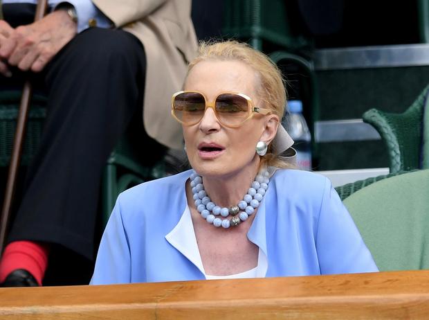 Фото №41 - Виндзоры и Уимблдон: краткая история отношений королевской семьи и тенниса