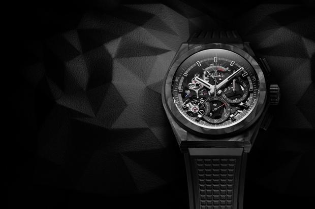 Фото №3 - Новый шедевр: часы Zenith DEFY El Primero 21 Carbon