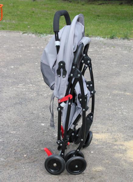 Фото №9 - Прогулка налегке: 10 самых легких прогулочных колясок для лета по разумной цене