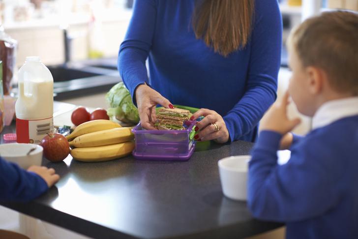 Фото №4 - Что положить ребенку в ланчбокс в школу