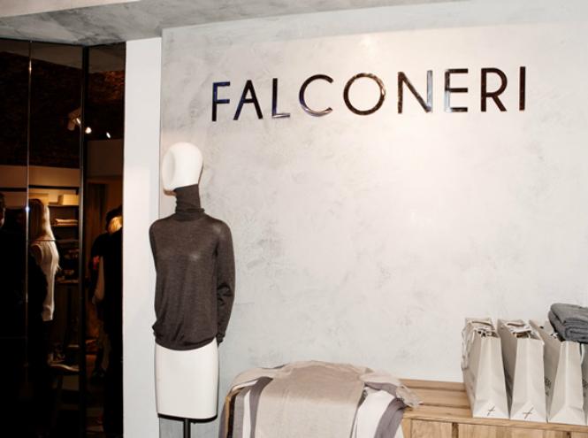 Фото №9 - Открытие бутика Falconeri