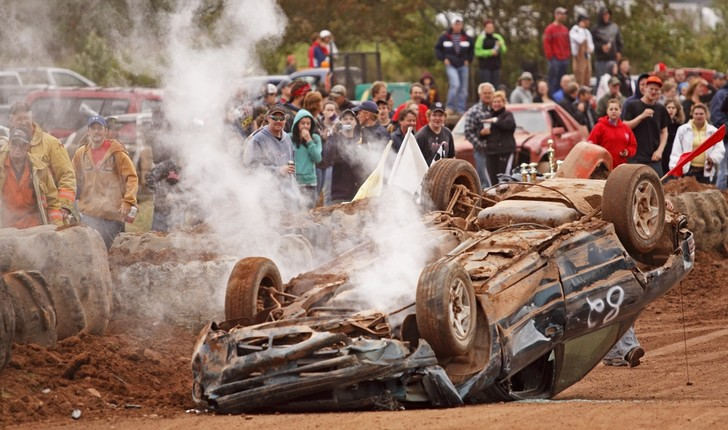 Фото №1 - Самые сумасшедшие гонки на выживание
