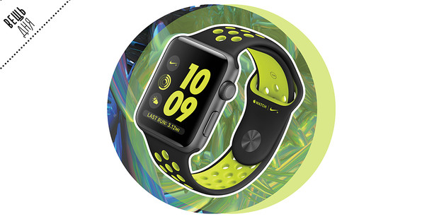 Фото №1 - Вещь дня: Apple Watch Nike+