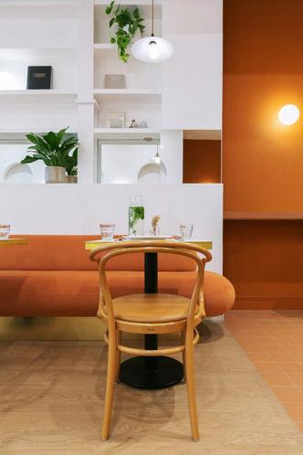 Фото №9 - Оранжевое кафе Beam в Лондоне