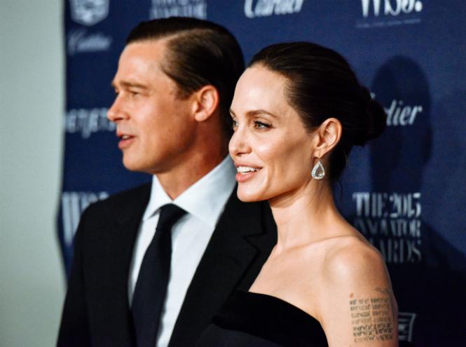 Фото №1 - Анджелина Джоли: Фильм «У моря» помог укрепить наши отношения
