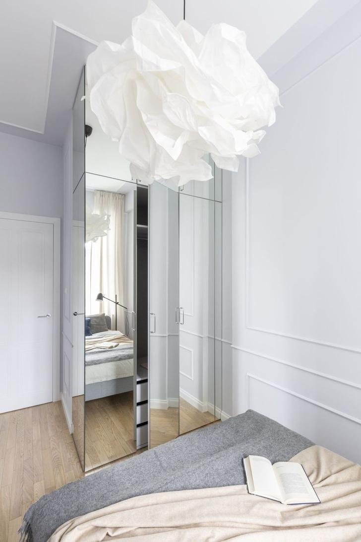 Фото №7 - Элегантная квартира 38 м² в Варшаве