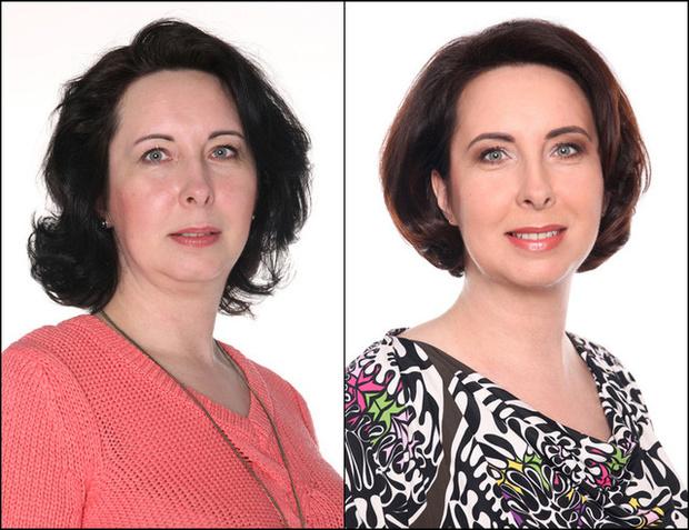 Фото №1 - До и после: как работа стилистов преобразила обычных женщин
