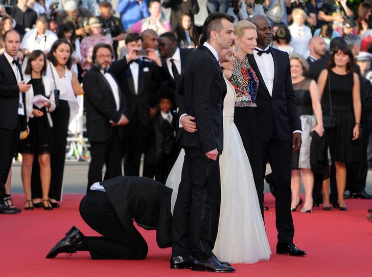 Фото №9 - Канны с перцем: самые громкие курьезы и скандалы в истории кинофестиваля