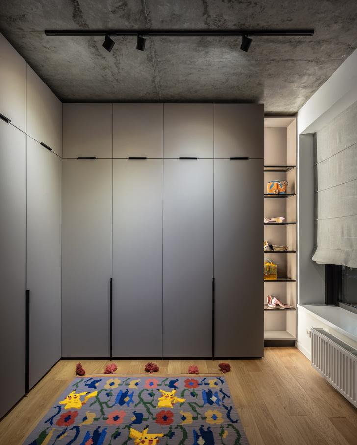 Фото №12 - Квартира 260 м² для семьи с тремя детьми и собакой