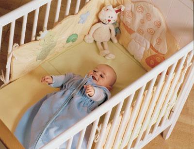 Фото №1 - Как уложить его спать?