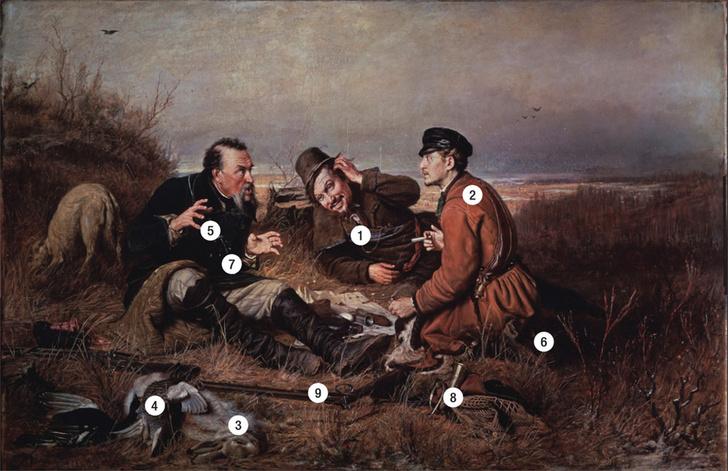 Фото №1 - Врать по-русски: 9 фактов об «Охотниках на привале»