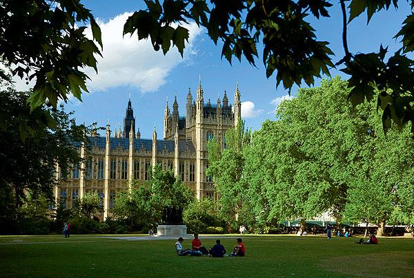 Фото №3 - Британский парламент глазами прислуги