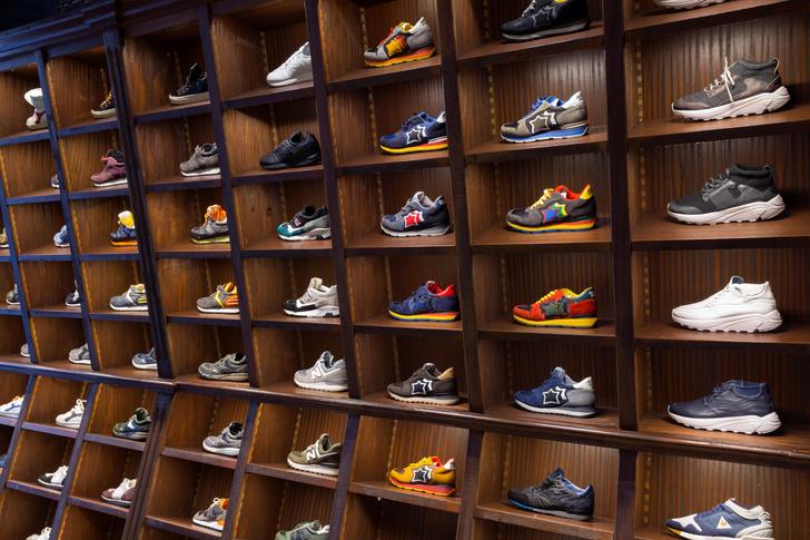 Фото №1 - Кто подарил миру кроссовки?