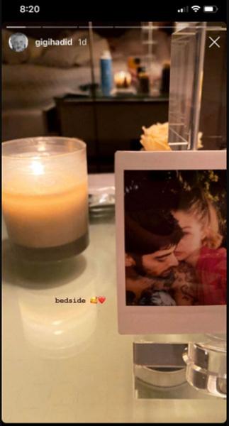 Фото №1 - Теперь официально: Джиджи Хадид подтвердила, что снова встречается с Зейном Маликом