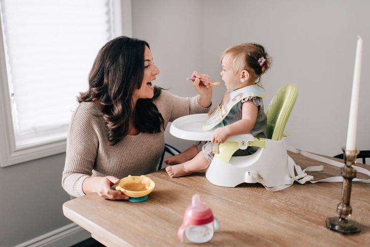 Чем кормить на ужин ребенка 1 год