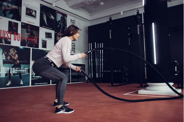 Фото №2 - Экспертное мнение: про необходимость спортивной формы рассказывает тренер команды Nike Дарья Брыгина
