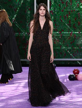 Фото №21 - Неделя Высокой моды в Париже: Dior Couture AW2015/16