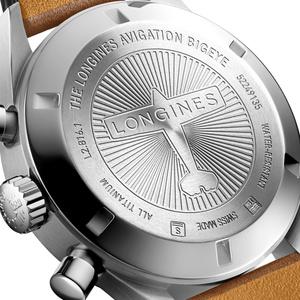 Фото №4 - В своей стихии: Longines представили новую версию культовых часов Avigation BigEye