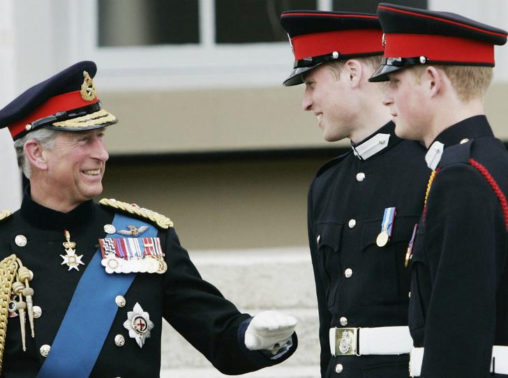 Фото №4 - Боль отца: чем Гарри и Уильям разочаровали принца Чарльза