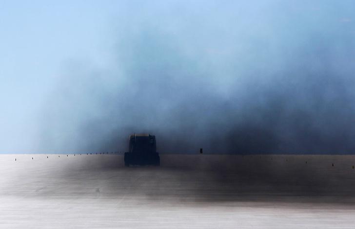 Фото №7 - Быстрее, чем «Формула»: гигантские солончаки как гоночные треки