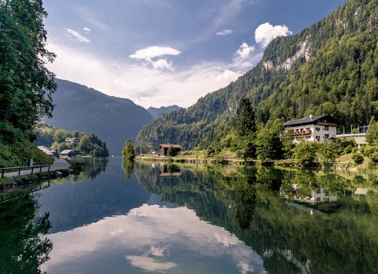 Фото №1 - Озеро Кенигзее для задумчивых