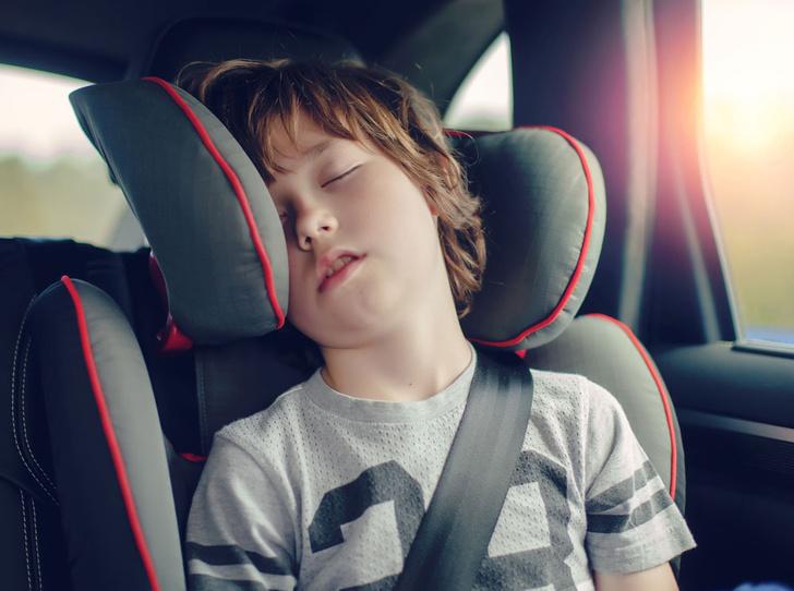 Фото №2 - Ребенок в авто: как сделать поездку безопасной