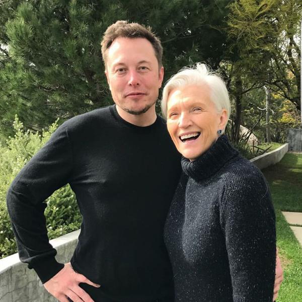 Фото №23 - Потрясающая Мэй, или Почему мама Илона Маска круче, чем он сам