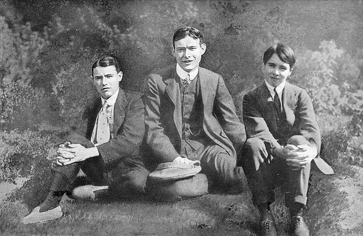 Фото №5 - Элегантный, как рояль: история делового костюма