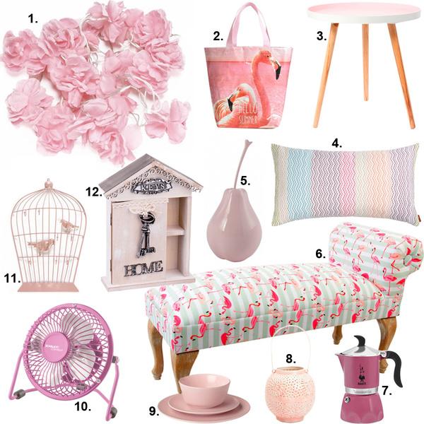 Фото №3 - Розовый фламинго: интерьер в самом модном цвете