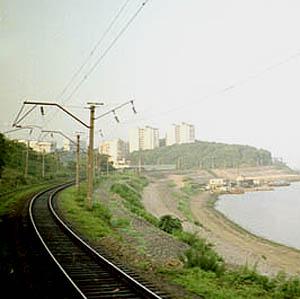 Фото №1 - Дорога вокруг моря