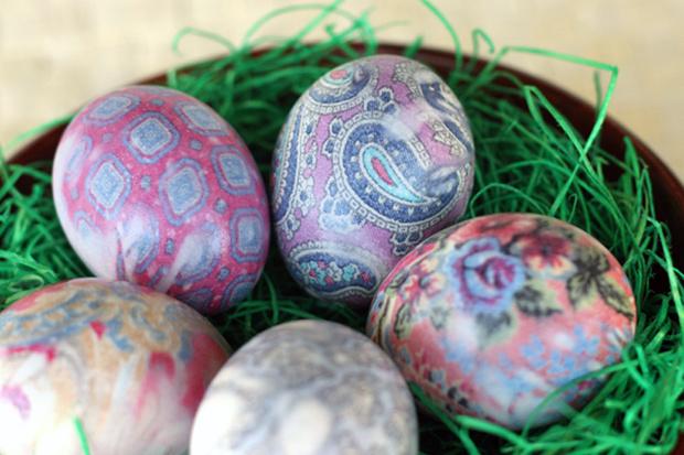 Фото №6 - Пасхальные яйца: восемь вариантов украшений