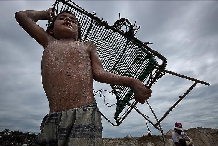 Фото №4 - Фоторепортаж: как добывают золото в джунглях Перу