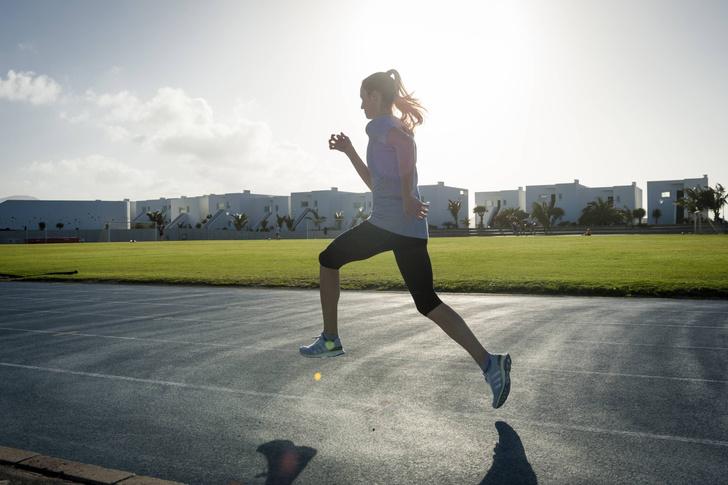 Фото №1 - Устает ли мозг во время физических тренировок