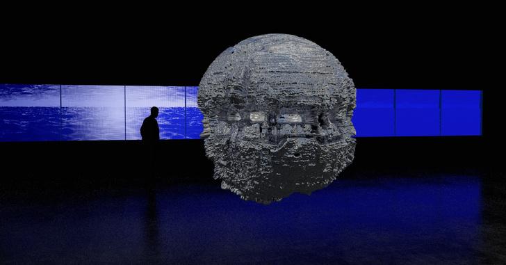 Фото №4 - New Nature: выставка-исследование «человека виртуального» от Recycle Group