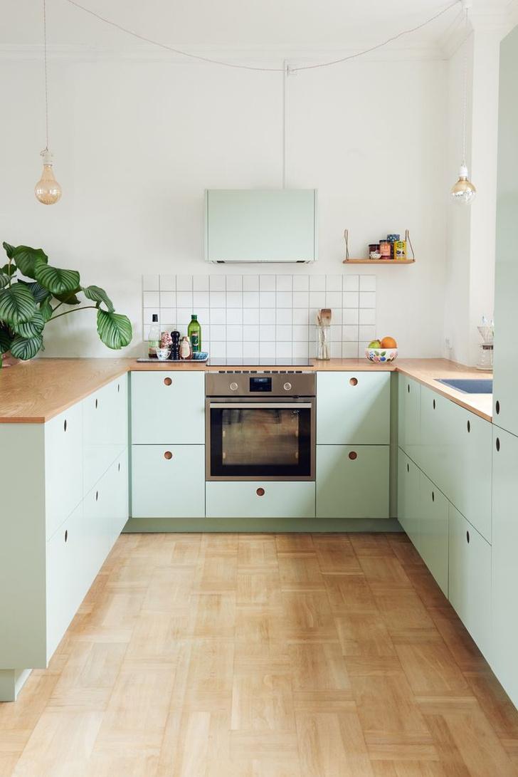Фото №2 - Тренды 2020: кухня в винтажном стиле