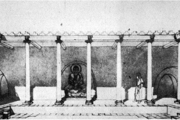 Фото №1 - Пещерные храмы Тармиты