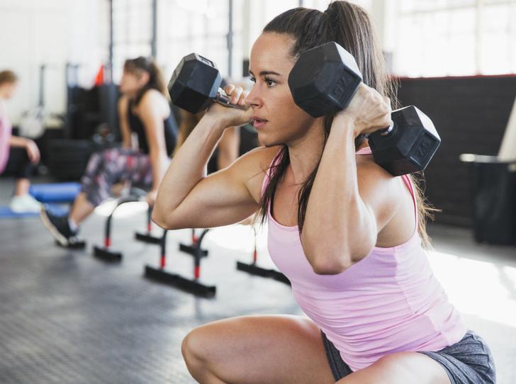 Фото №2 - 6 мифов о фитнес-тренировках, о которых пора забыть